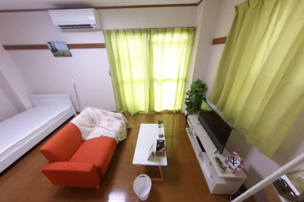 愛知県のウィークリーマンション・マンスリーマンション「HIKURASHI勝川駅前 Atype」メイン画像