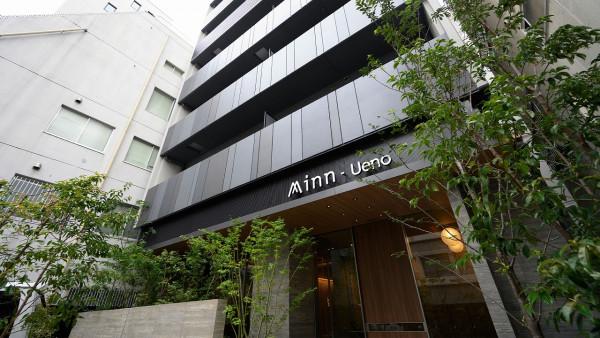 東京都のウィークリーマンション・マンスリーマンション「Minn上野 デラックスクイーン」メイン画像