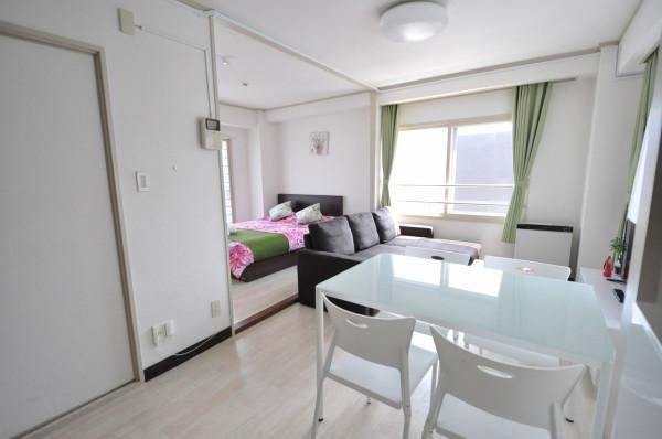 北海道のウィークリーマンション・マンスリーマンション「ほくせいビル 6階(1フロア)」メイン画像