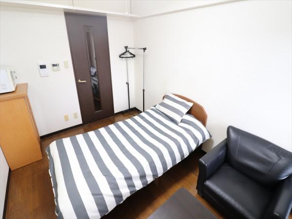 日本全国のウィークリーマンション・マンスリーマンション「朝日プラザ博多Ⅴ H 」メイン画像