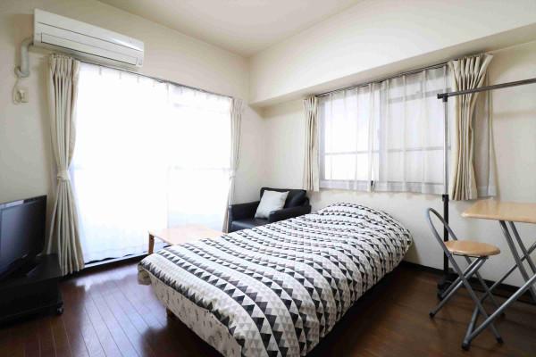 日本全国のウィークリーマンション・マンスリーマンション「朝日プラザ博多Ⅲ W1 」メイン画像