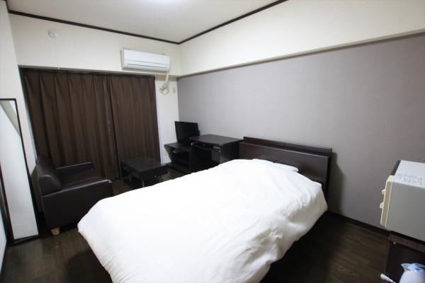 日本全国のウィークリーマンション・マンスリーマンション「ダイナコートグランデュール薬院 B 」メイン画像