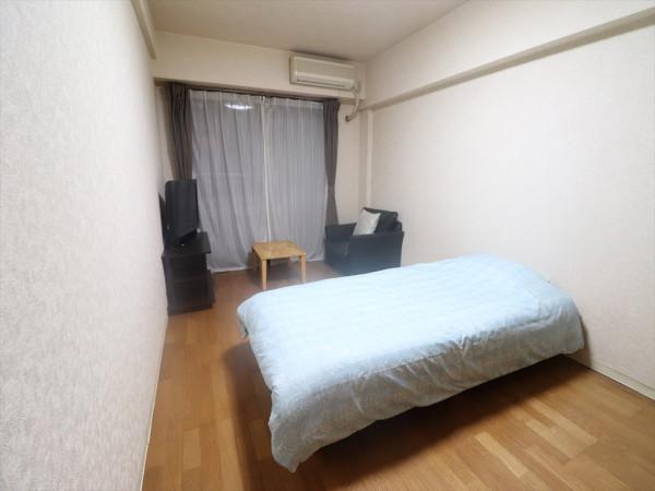 福岡県福岡市早良区のウィークリーマンション・マンスリーマンション「ステラ西新 」メイン画像