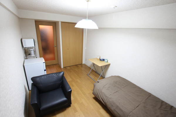 日本全国のウィークリーマンション・マンスリーマンション「ステラ西新 B 」メイン画像
