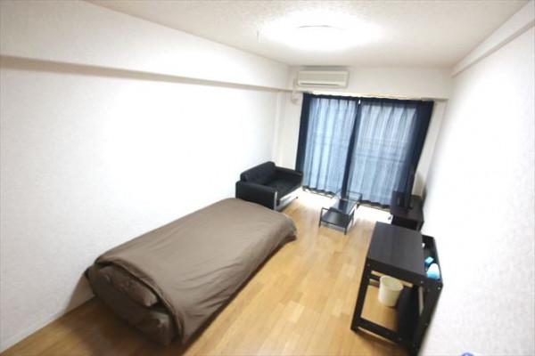 日本全国のウィークリーマンション・マンスリーマンション「ステラ西新 C 」メイン画像