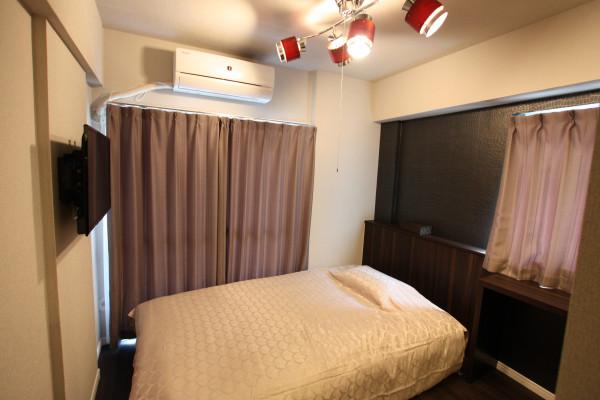 日本全国のウィークリーマンション・マンスリーマンション「フォレストテラス西新 B 」メイン画像