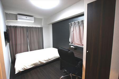日本全国のウィークリーマンション・マンスリーマンション「フォレストテラス西新 C2 」メイン画像