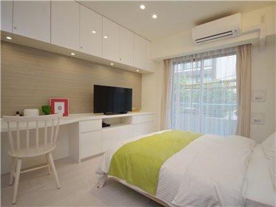 日本全国のウィークリーマンション・マンスリーマンション「へーベルSTAY代官山・サービスアパートメント 403・1R」メイン画像