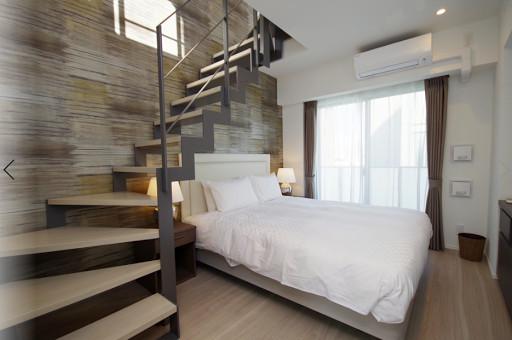 日本全国のウィークリーマンション・マンスリーマンション「へーベルSTAY代官山・サービスアパートメント 505・1R」メイン画像