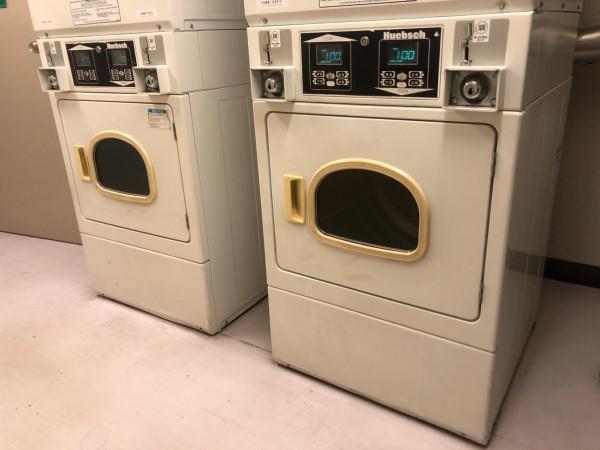 敷地内にコインランドリー設置しています♪※お部屋に洗濯機はありません