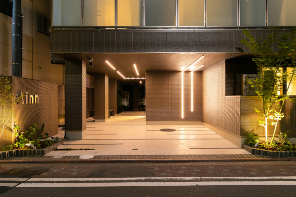 日本全国のウィークリーマンション・マンスリーマンション「Minn蒲田 スタンダードロフト」メイン画像