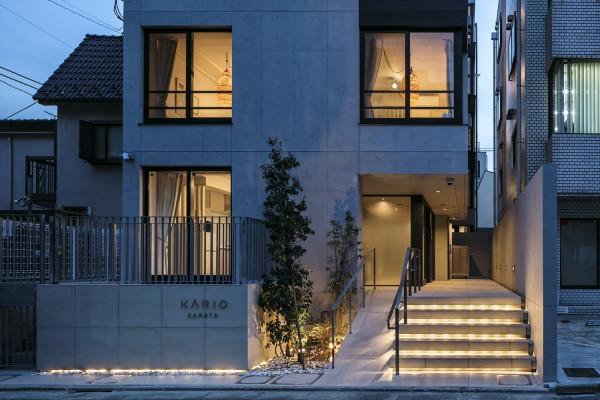 東京都のウィークリーマンション・マンスリーマンション「Kario蒲田 201・スタンダードツイン」メイン画像