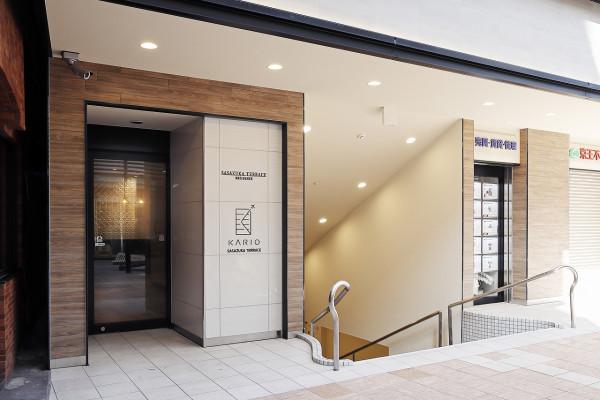 東京都のウィークリーマンション・マンスリーマンション「Kario笹塚 501・ダブルルーム」メイン画像