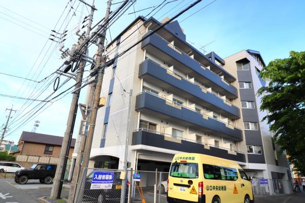 日本全国のウィークリーマンション・マンスリーマンション「Kマンスリー山口中央 1R-508」メイン画像