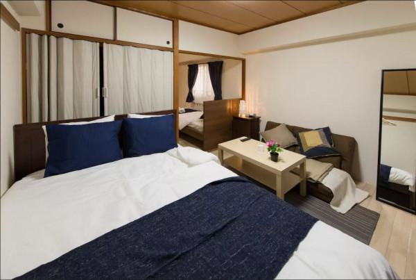 日本全国のウィークリーマンション・マンスリーマンション「太守ビル 601」メイン画像