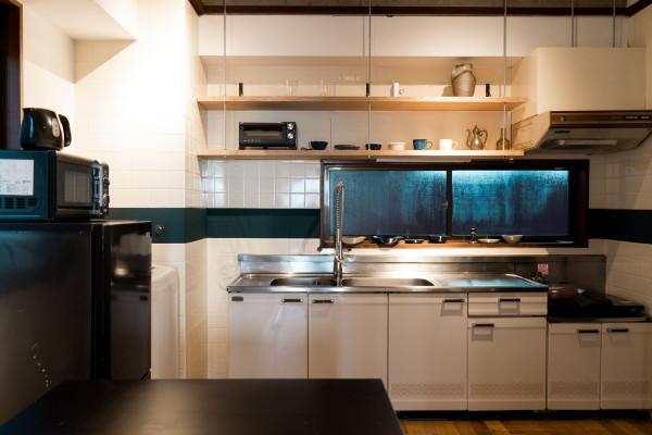 雰囲気のあるキッチン