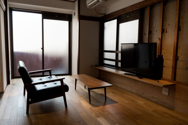 東京都のウィークリーマンション・マンスリーマンション「Am's house 401・2DK(No.154159)」メイン画像