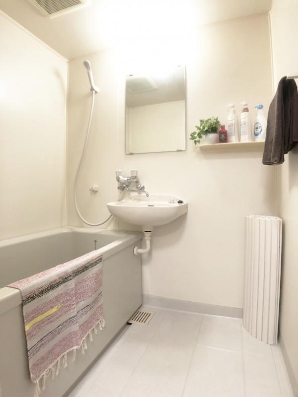 お風呂・トイレ分かれています☆シャンプー、リンス―、ボディーソープもご用意していますので、ぜひご利用ください◎♪