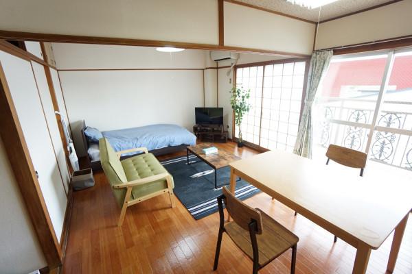 福井のウィークリー・マンスリーマンション「マンション ニッソー」メイン画像