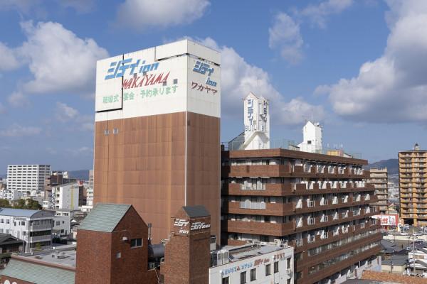 日本全国のウィークリーマンション・マンスリーマンション「HOTEL CITY INN WAKAYAMA 和歌山駅前 1012・1ROOM」メイン画像
