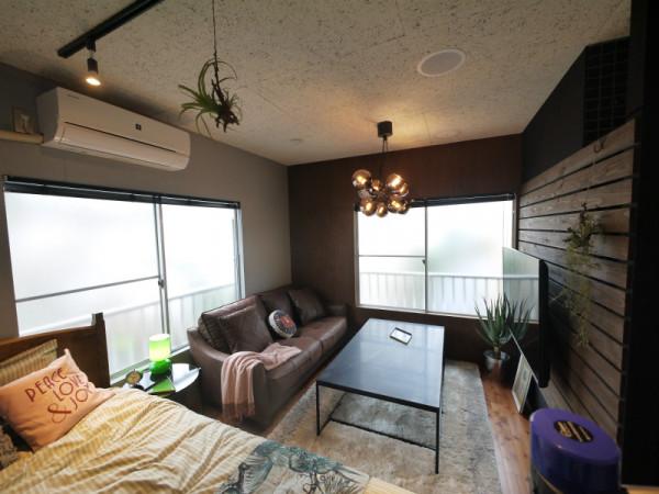 日本全国のウィークリーマンション・マンスリーマンション「ユーロvintage 」メイン画像
