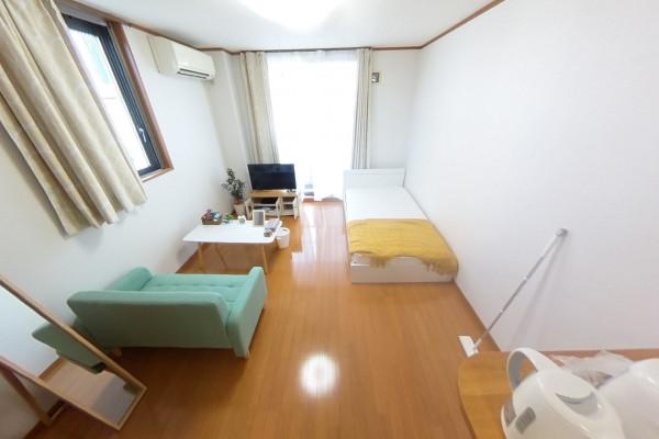 愛知県のウィークリーマンション・マンスリーマンション「HIKURASHI勝川駅前Ⅱ Atype」メイン画像