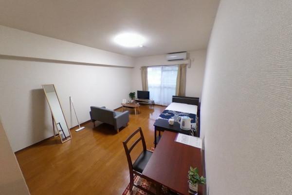 日本全国のウィークリーマンション・マンスリーマンション「HIKURASHI大和町馬引 206・Atype」メイン画像