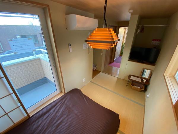 東京都のウィークリーマンション・マンスリーマンション「EL 西新宿6 301・築2年和室(No.154292)」メイン画像