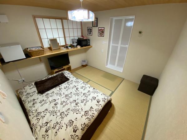 東京都のウィークリーマンション・マンスリーマンション「EL 西新宿6 102・築2年和室」メイン画像