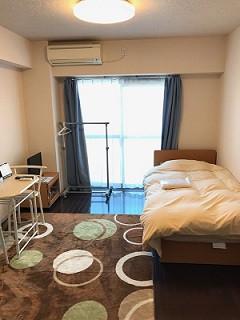 東京都のウィークリーマンション・マンスリーマンション「チャオチャオマンスリー羽田 401」メイン画像