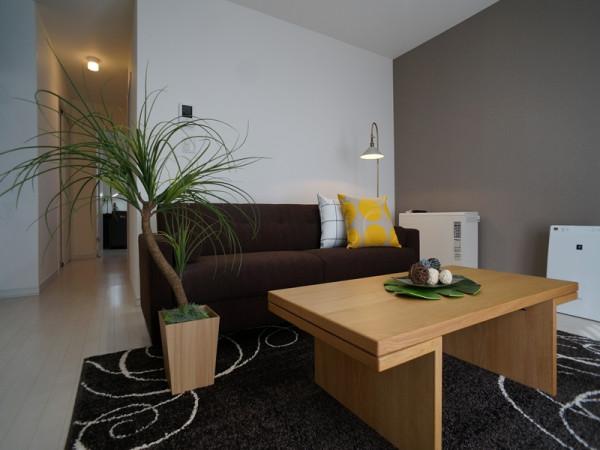 北海道帯広市のウィークリーマンション・マンスリーマンション「レヴァンテⅢ」メイン画像