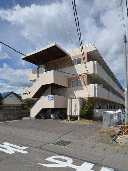 栃木県のウィークリーマンション・マンスリーマンション「ヒルサイドアザレア(マンスリー) 1K」メイン画像