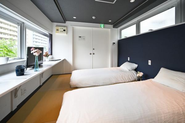 東京都のウィークリーマンション・マンスリーマンション「COCOSHUKU中野坂上 2F・2F」メイン画像