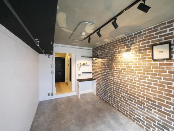 神奈川県のウィークリーマンション・マンスリーマンション「百合ヶ丘マンスリー 410・1R ネイチャー&ブリック」メイン画像