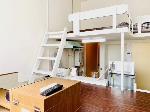 北海道のウィークリーマンション・マンスリーマンション「美室♪サービスアパートメントSAPPORO札幌月寒 単身型 2人入居可能」メイン画像