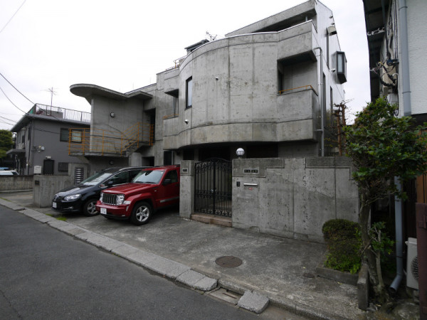 日本全国のウィークリーマンション・マンスリーマンション「杉並マンスリー 206・1R デザイナーズマンション」メイン画像