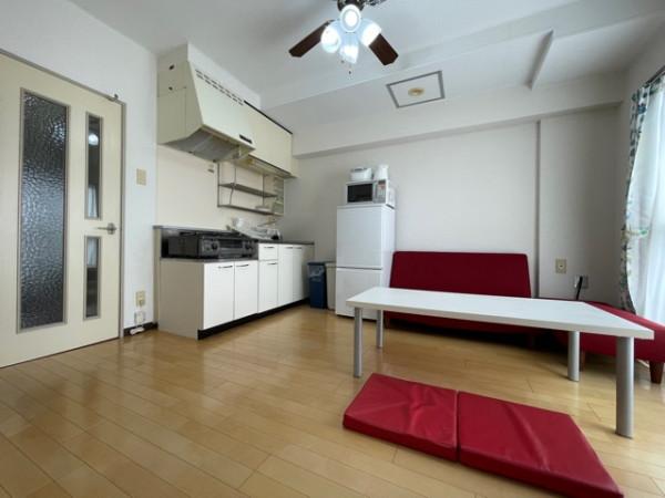 札幌の家具家電付きマンスリーマンション「ファミリー対応!サービスアパートメントSAPPORO中島公園2LDK ファミリータイプ 1人でも可能(No.154567)」メイン画像