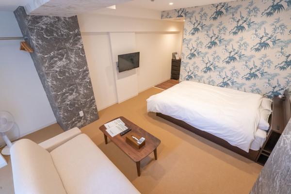 日本全国のウィークリーマンション・マンスリーマンション「ライオンズマンション越後湯沢 903・洋室(No.154580)」メイン画像