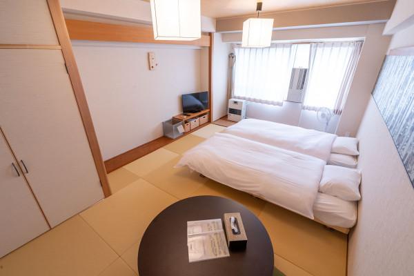 日本全国のウィークリーマンション・マンスリーマンション「ライオンズマンション越後湯沢 904・和室(No.154581)」メイン画像