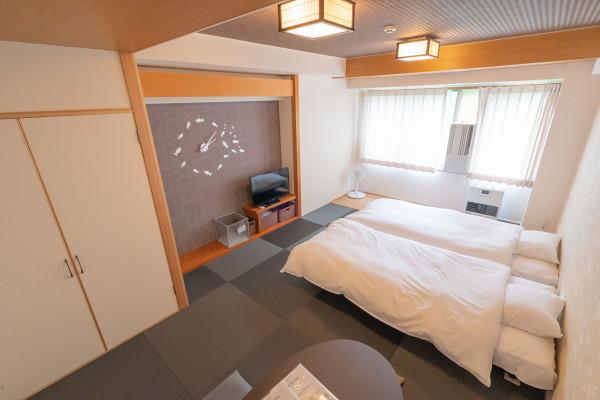 日本全国のウィークリーマンション・マンスリーマンション「ライオンズマンション越後湯沢 909・和室(No.154583)」メイン画像
