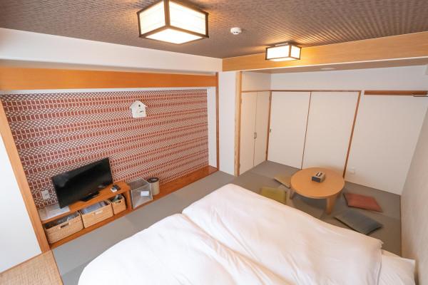 日本全国のウィークリーマンション・マンスリーマンション「ライオンズマンション越後湯沢 910・和室(No.154584)」メイン画像