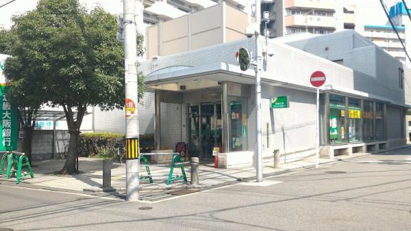 「関西みらい銀行 西淡路支店」さんまで徒歩4分☆