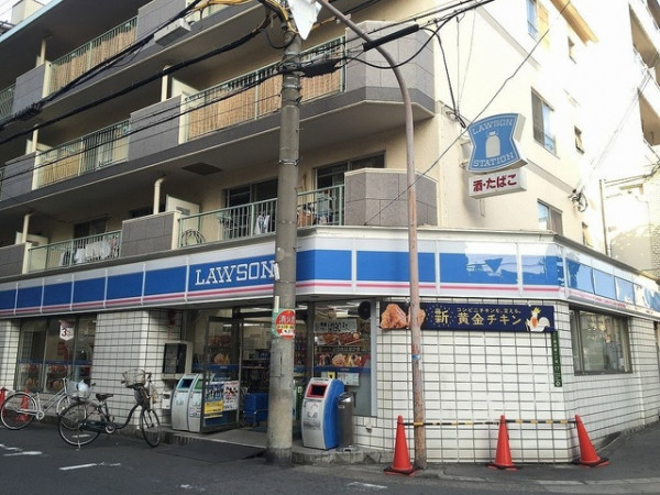 「ローソン 東淀川店」さんまで徒歩4分☆