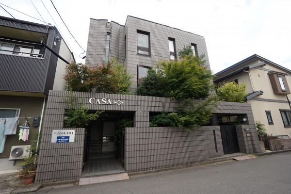 福井県福井市のウィークリーマンション・マンスリーマンション「CASA101 303・1DK(No.154655)」メイン画像