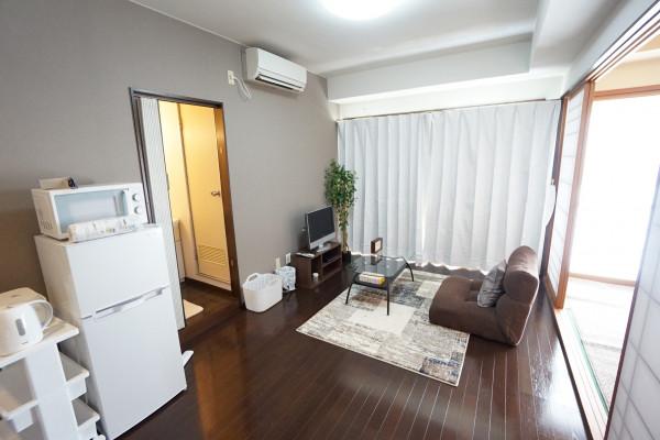 日本全国のウィークリーマンション・マンスリーマンション「CASA101 303・1DK」メイン画像