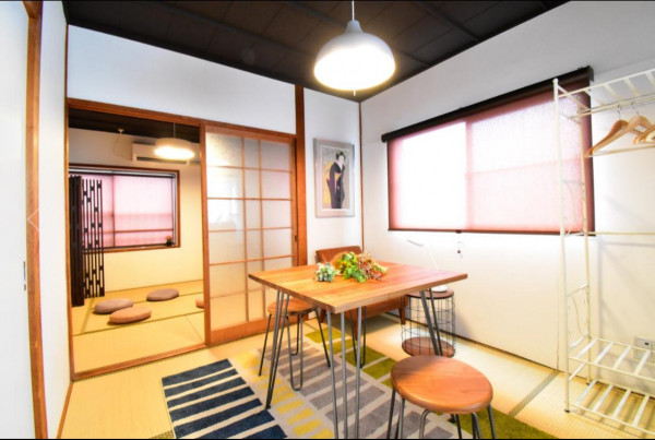 広島県広島市西区のウィークリーマンション・マンスリーマンション「APARTMENT YOKOGAWA-SO 302(No.154656)」メイン画像