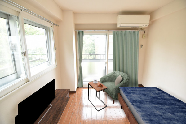 東京都のウィークリーマンション・マンスリーマンション「杉並マンスリー 601・上階眺め良好!角部屋です!」メイン画像
