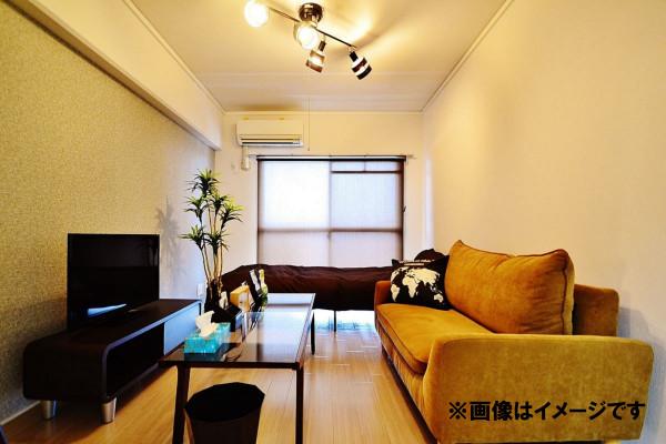 岡山県のウィークリーマンション・マンスリーマンション「Kマンスリー岡山高梁」メイン画像