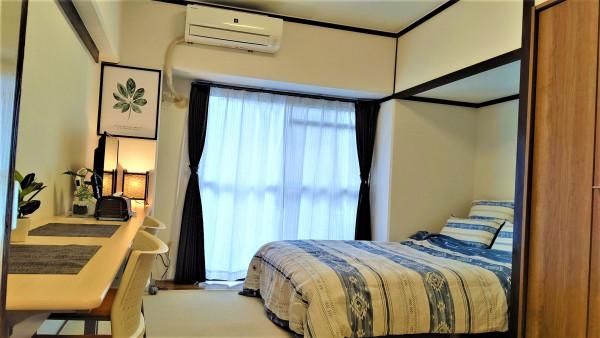 京都のウィークリーマンション・マンスリーマンション「6/5~7/20までご入居可能です。フルセパレート/スーパー・銀行目の前です。 401(No.154925)」メイン画像