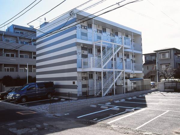 神奈川県横浜市磯子区のウィークリーマンション・マンスリーマンション「レオパレスコンパーノ 102(No.155084)」メイン画像